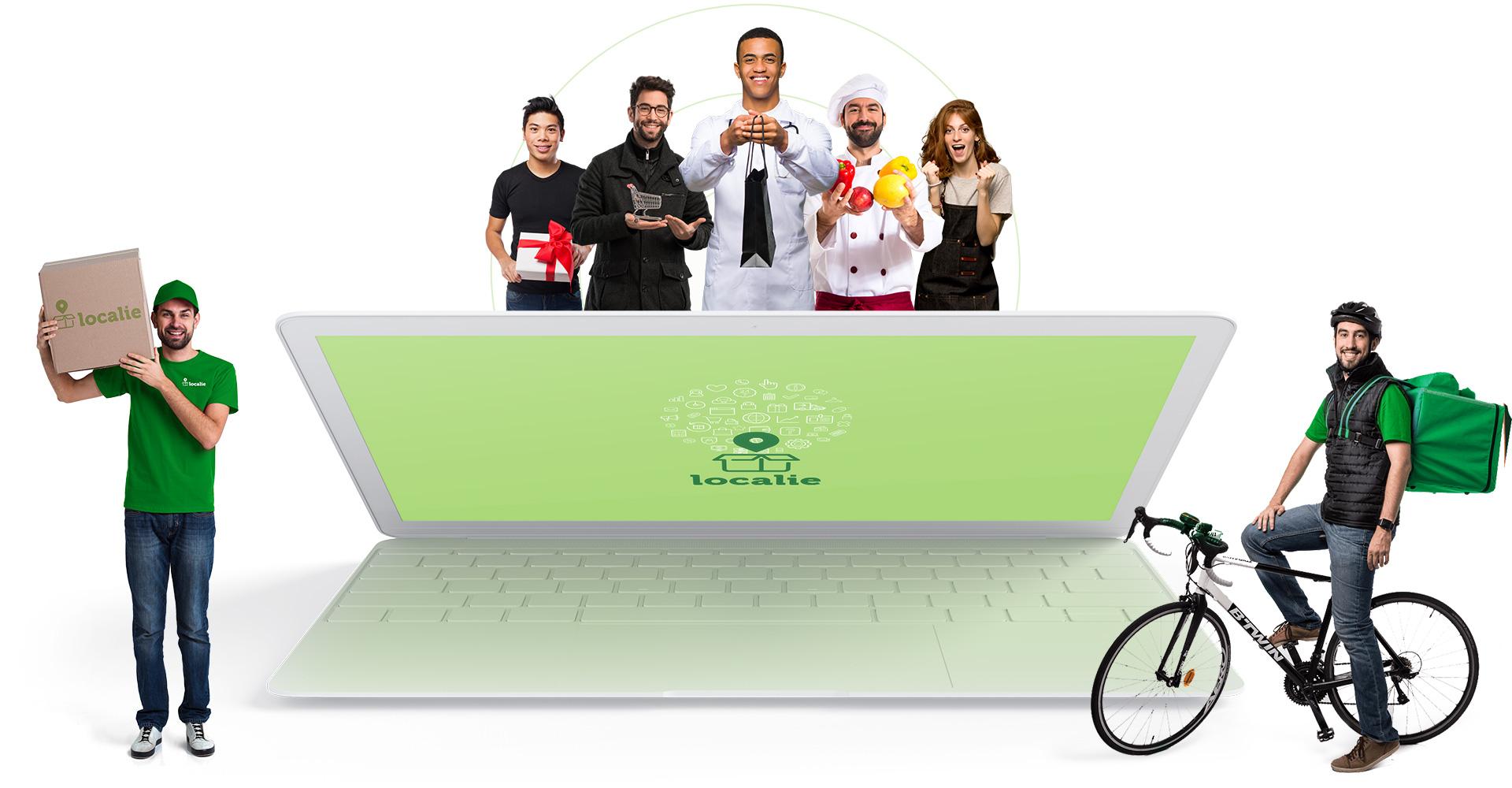 Multi-vendor platform, free online marketing system